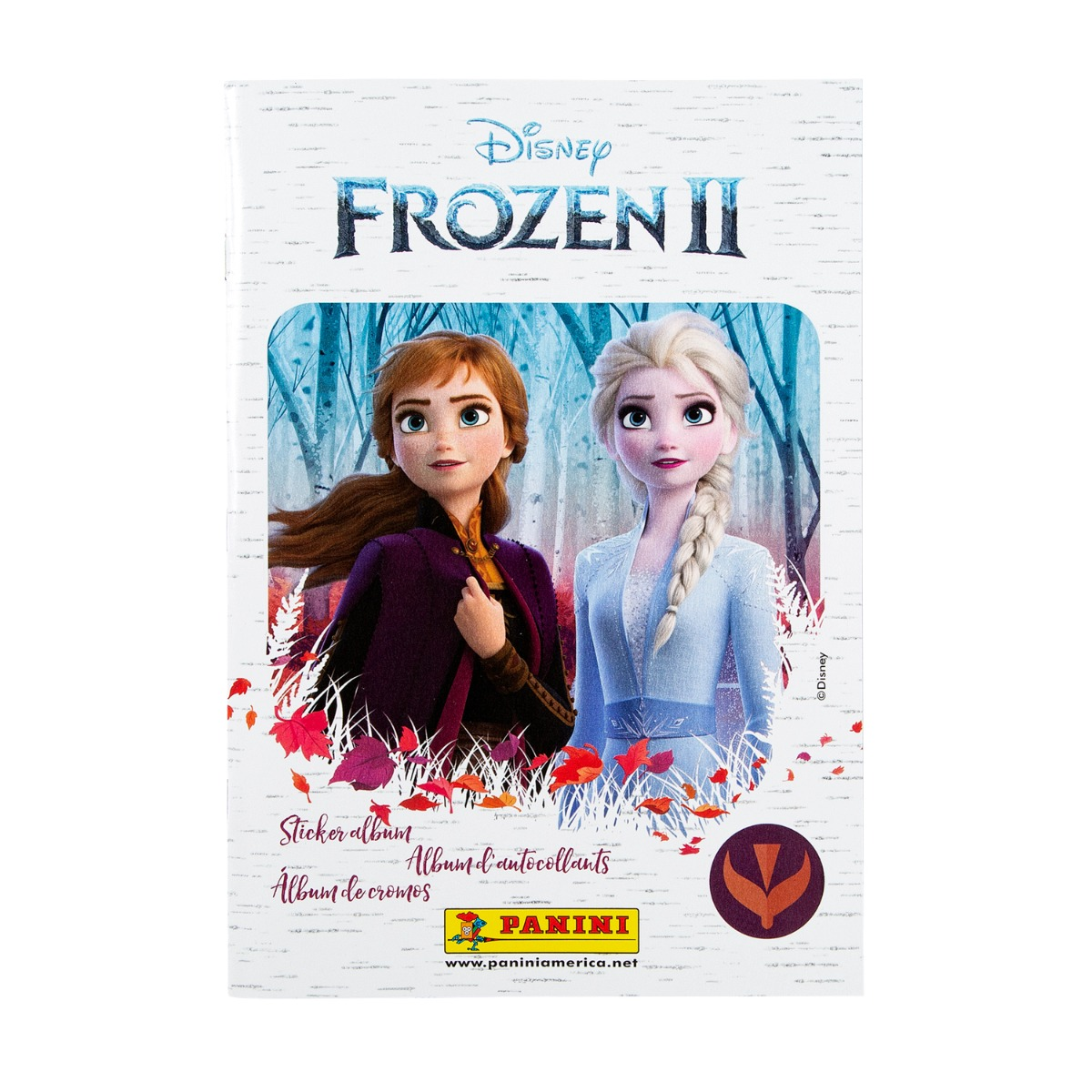 Panini mapa 39-Disney Frozen Frozen 2 tarjetas de colección Series 2019