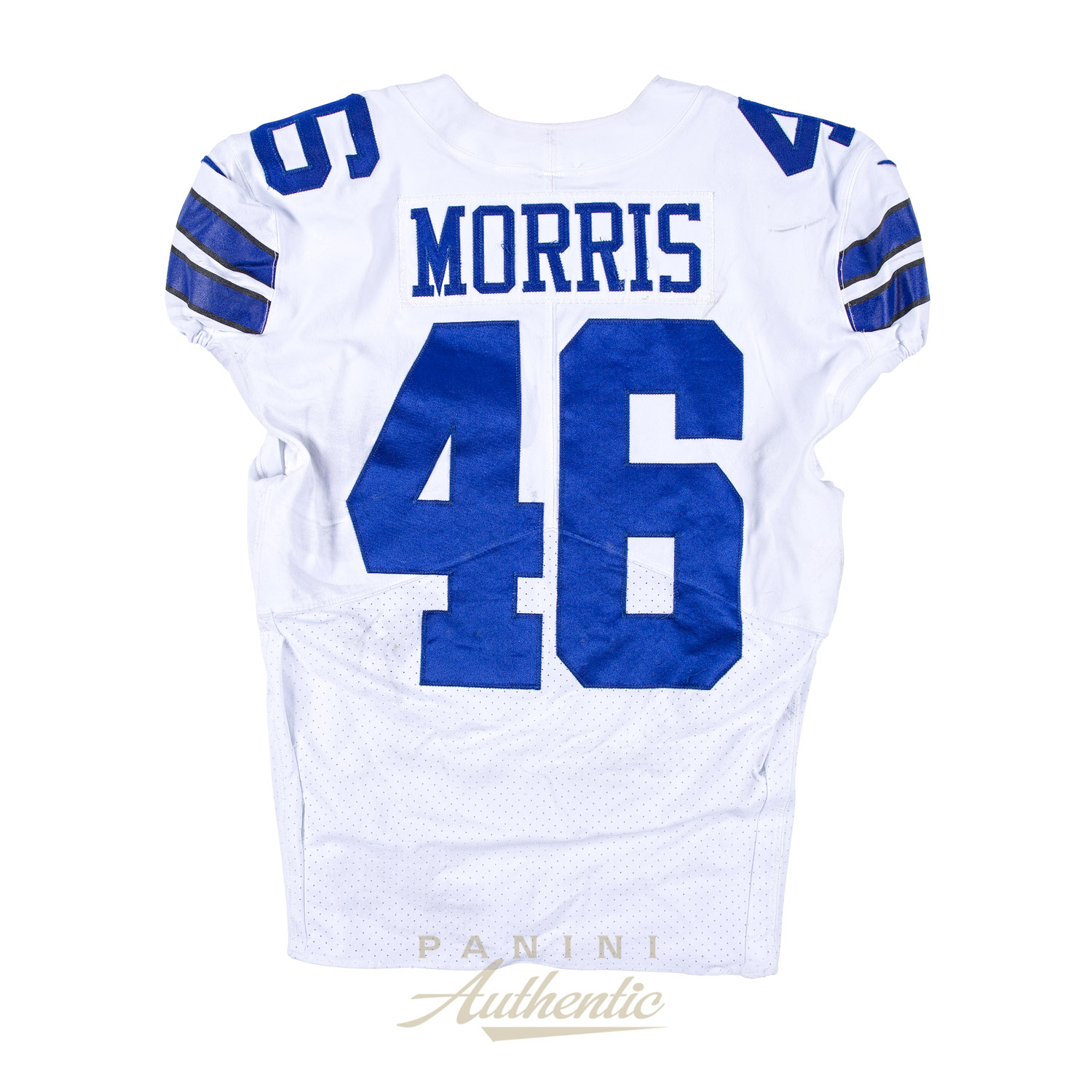 best website 669a6 6a3d3 Alfred Morris Game Worn Dallas Cowboys Jersey From 10/1/17 ...