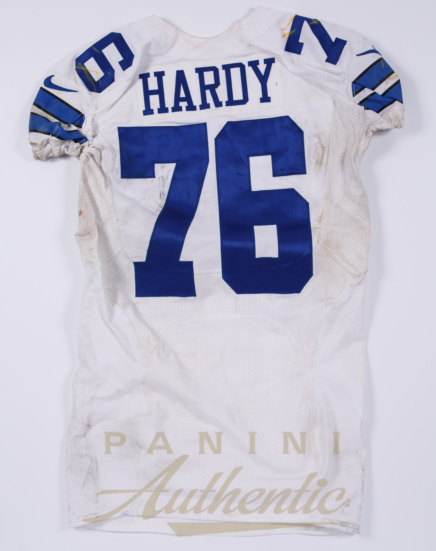 differently 26e6e 5d29f Greg Hardy Game Worn Dallas Cowboys Jersey From 12/7/15 vs ...