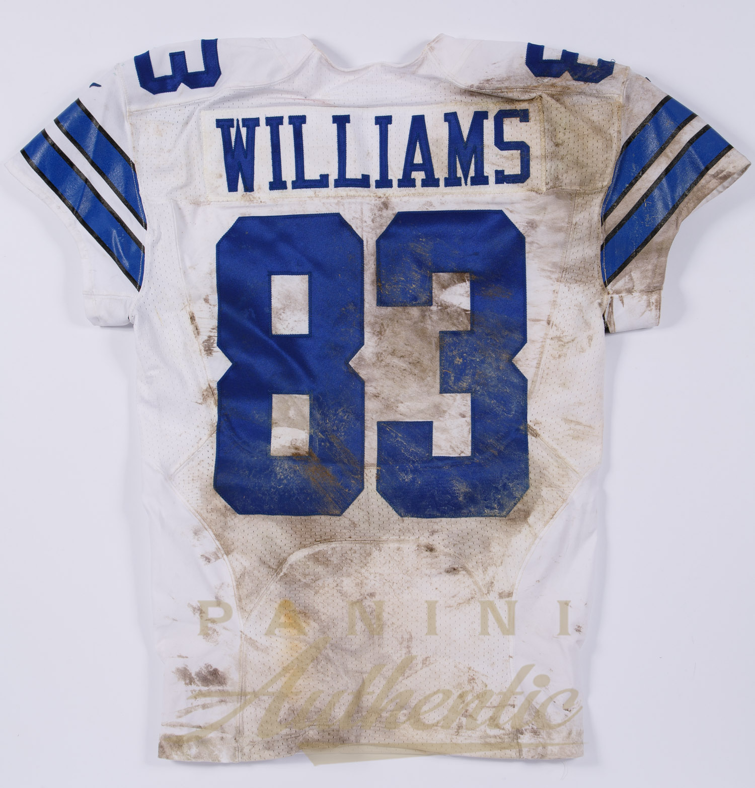 outlet store 8f6f4 fd159 Terrance Williams Game Worn Dallas Cowboys Jersey From 12/13 ...