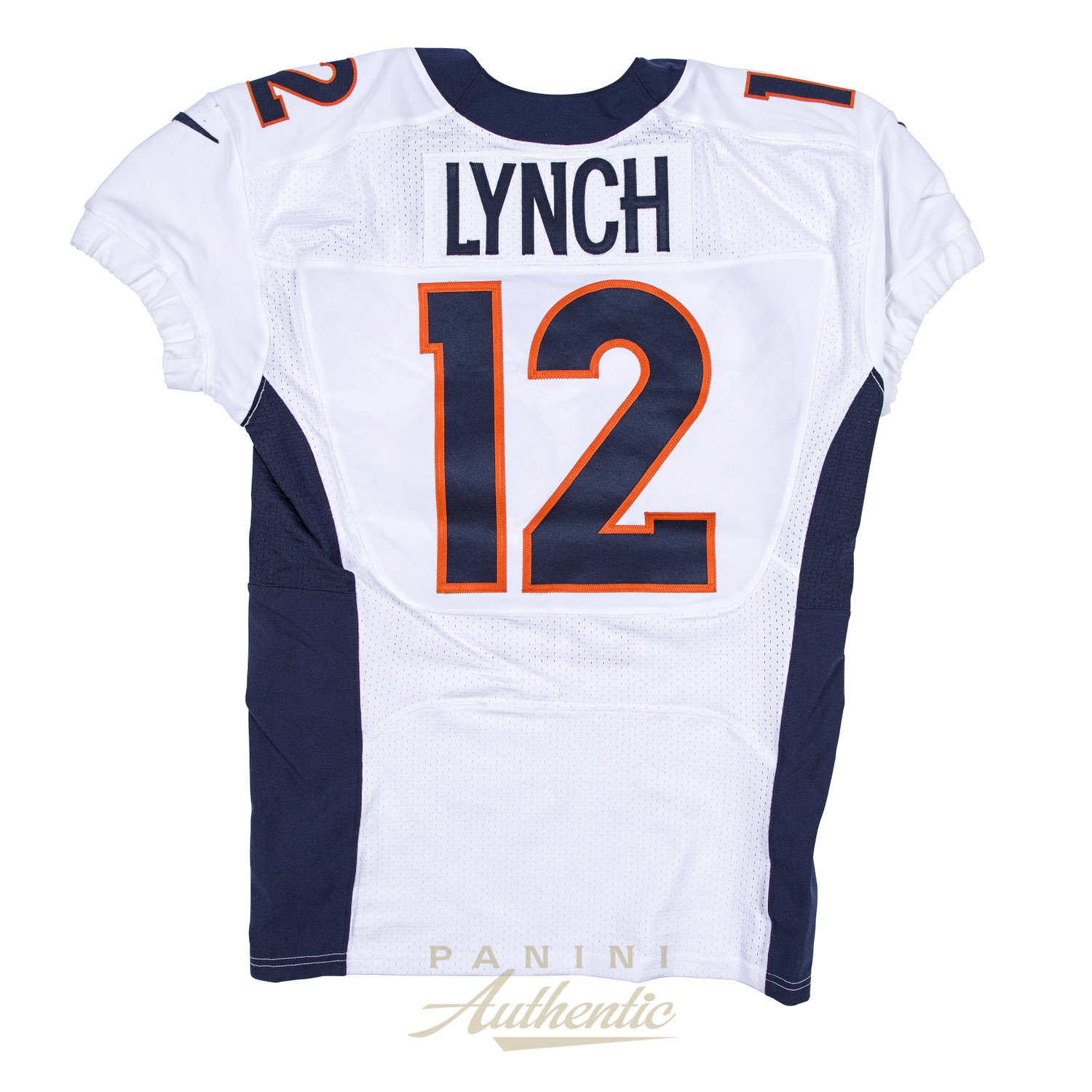 more photos c6ab4 0db25 Paxton Lynch Game Worn Jersey From 12/25/16 vs the Kansas ...