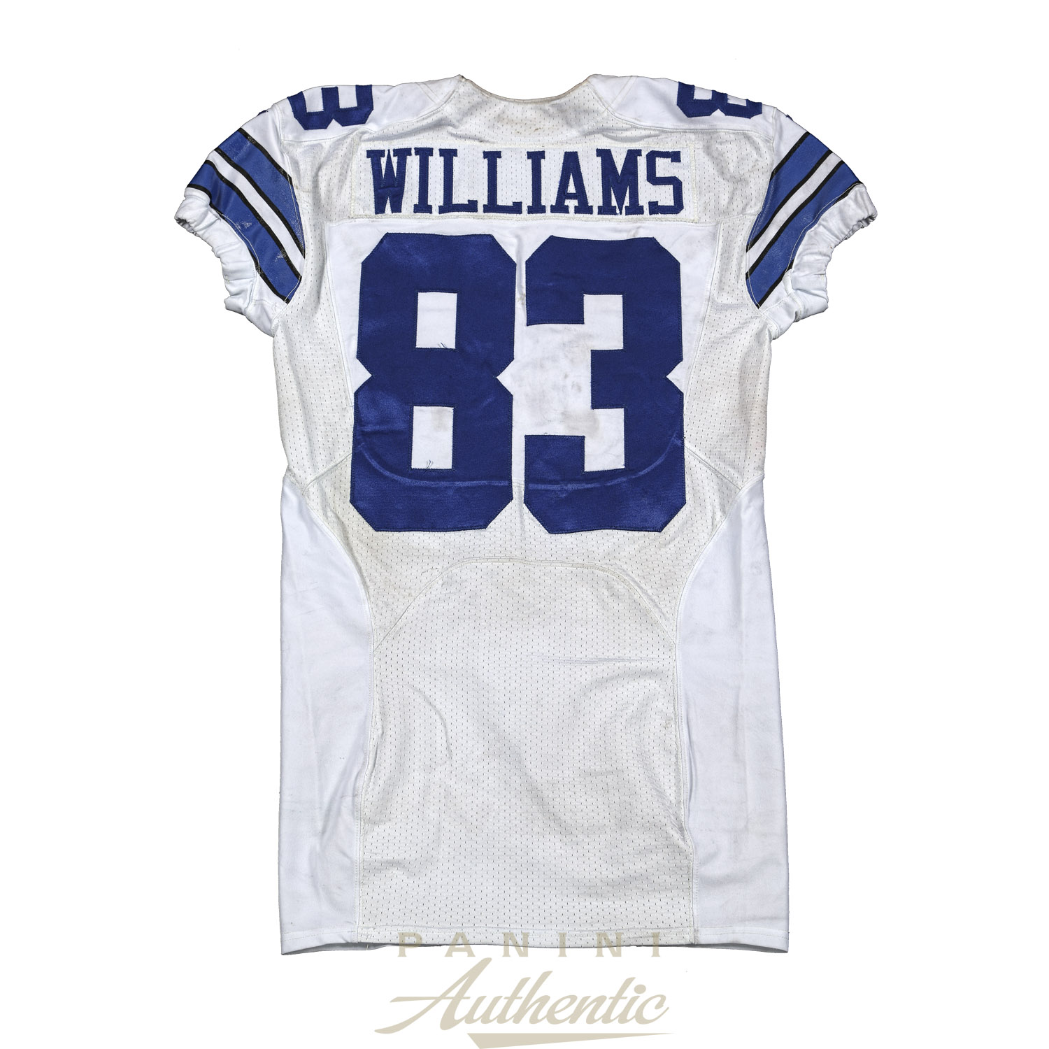 outlet store 4d5a0 14a8a Terrance Williams Game Worn Dallas Cowboys Jersey From 9/28 ...
