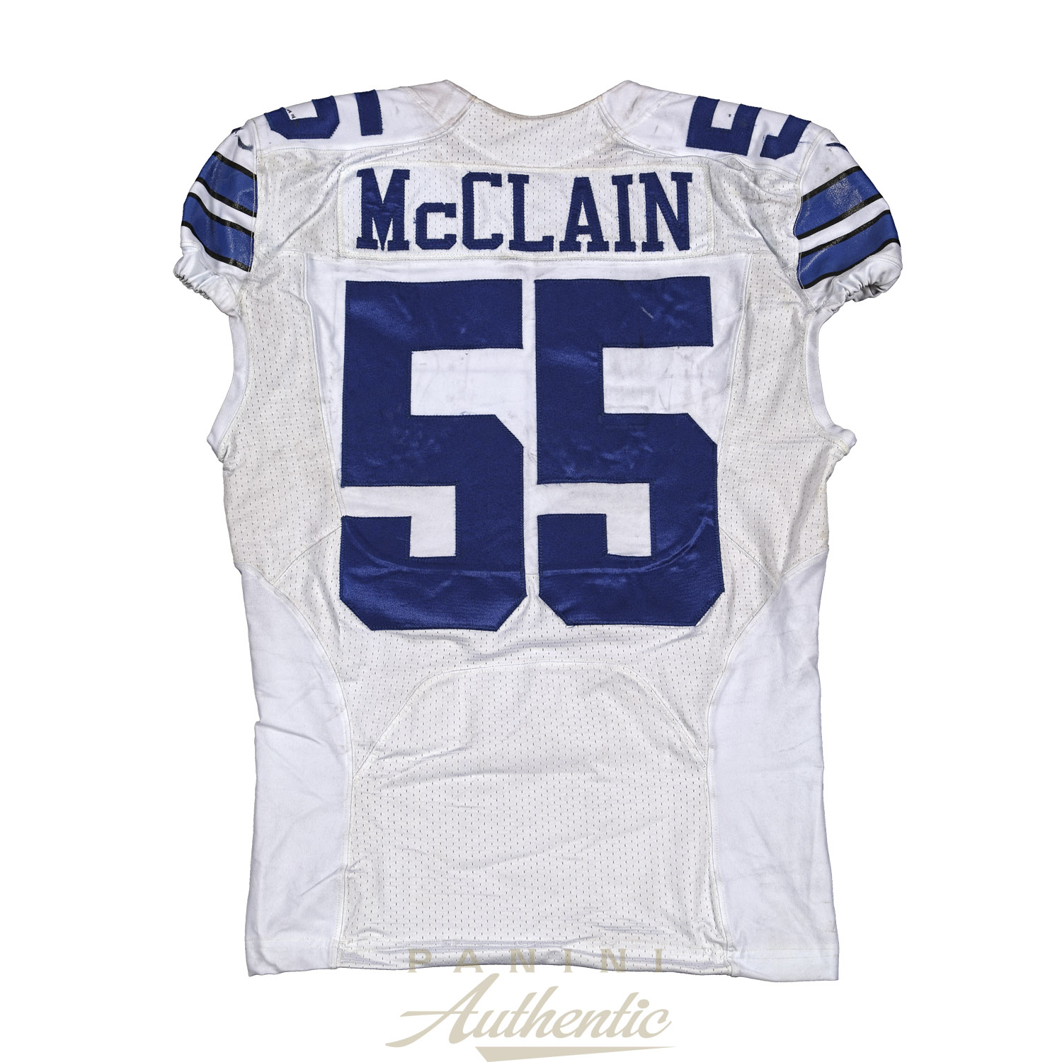 huge selection of 8837d 0e1e6 Rolando McClain Game Worn Dallas Cowboys Jersey From 10/5 ...
