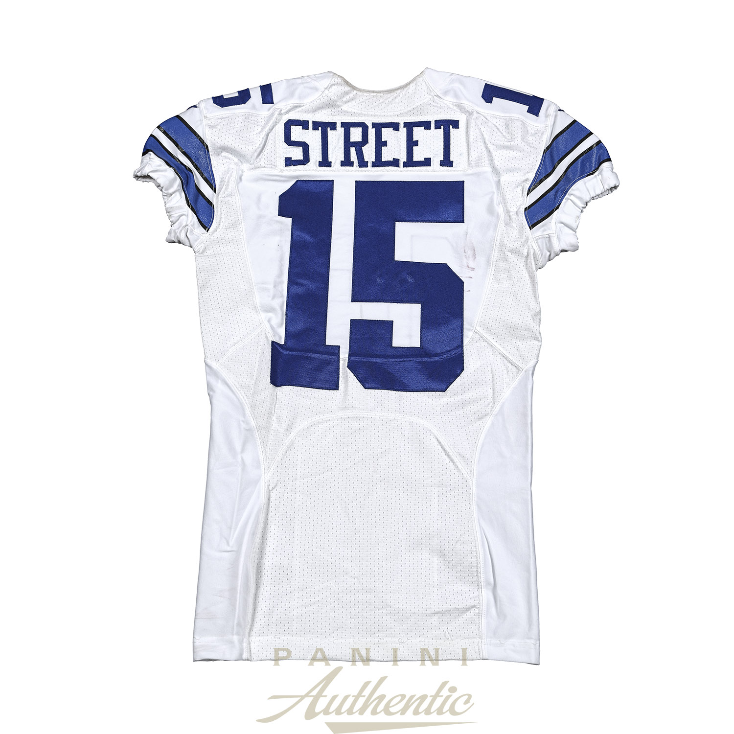 save off dcdc8 86d40 Devin Street Game Worn Dallas Cowboys Jersey From 10/19/2014 ...