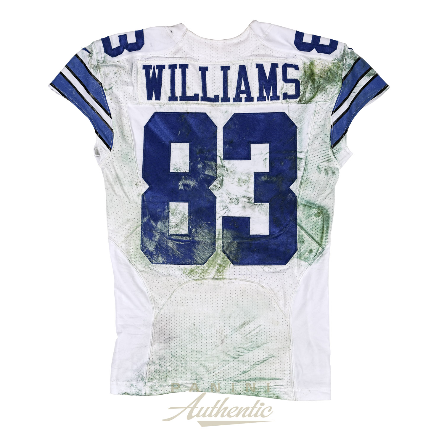 finest selection 7c30b 24fd4 Terrance Williams Game Worn Dallas Cowboys Jersey From 12/28 ...
