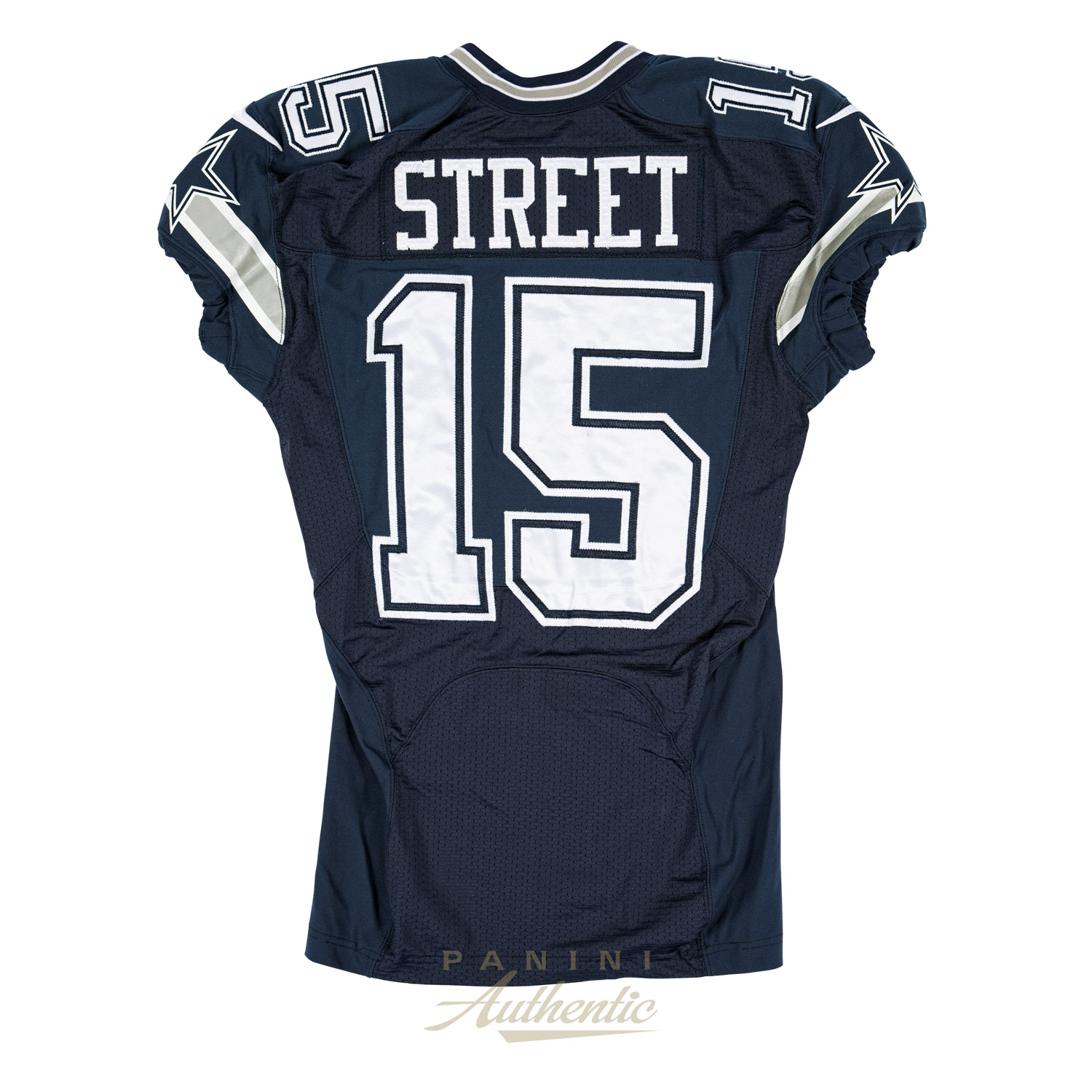 check out 92982 6f7fd Devin Street Game Worn Dallas Cowboys Jersey and Pant Set ...