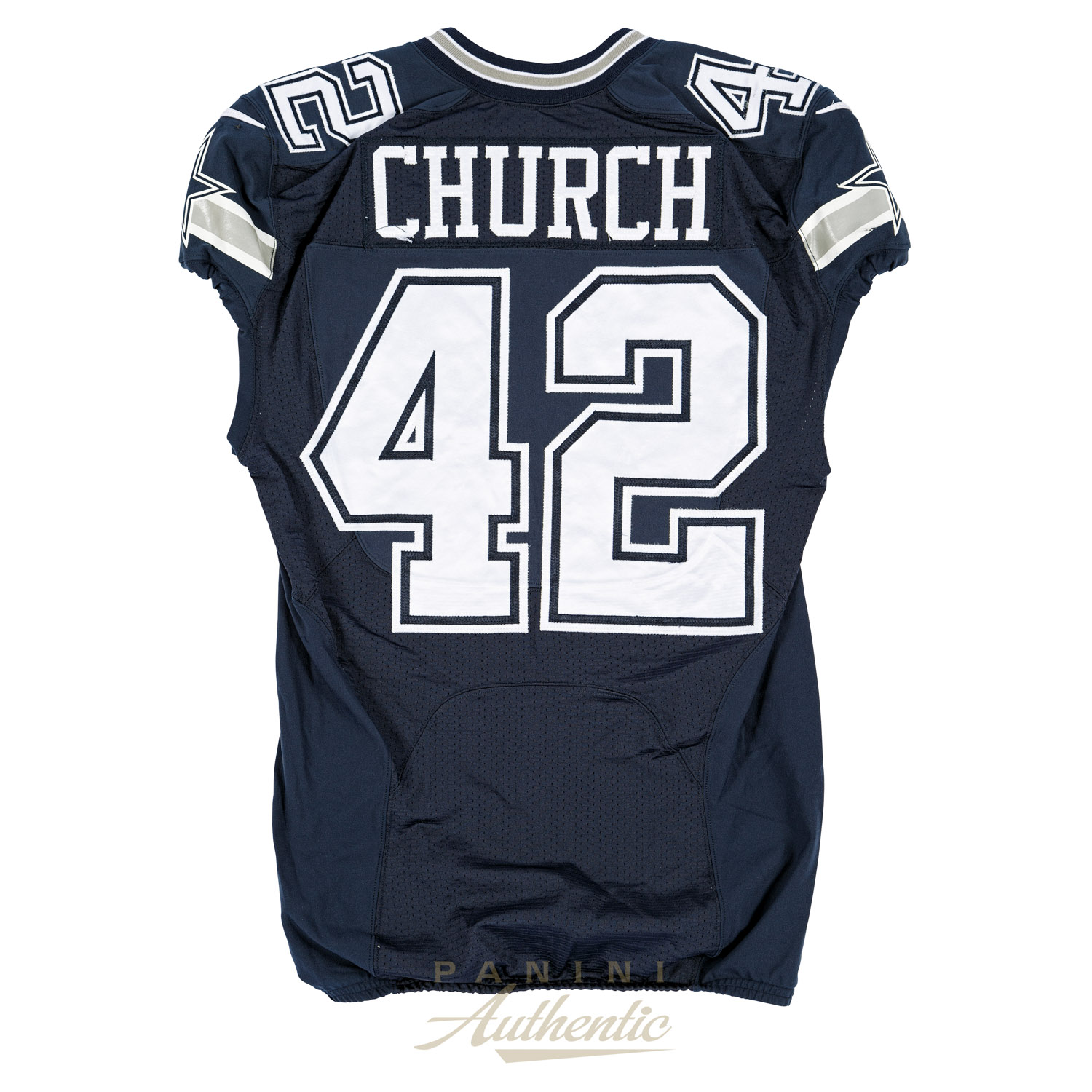 size 40 71b47 ea1f8 Barry Church Game Worn Dallas Cowboys Jersey and Pant Set ...