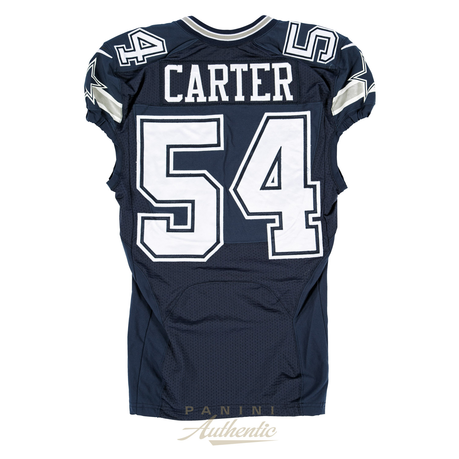save off 91191 600ff Bruce Carter Game Worn Dallas Cowboys Jersey and Pant Set ...