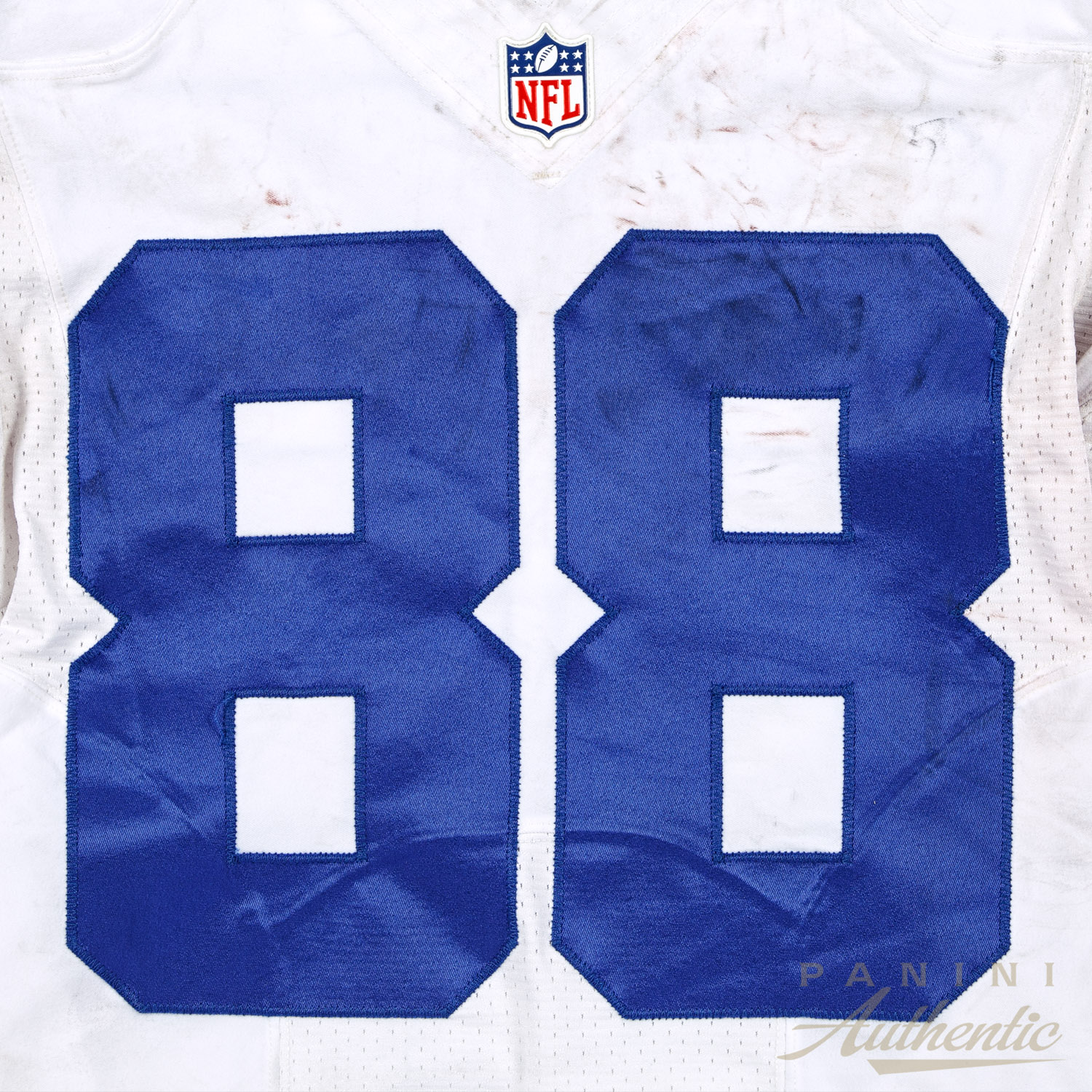 meet 62d8d 26ba7 Dez Bryant Dallas Cowboys Game Worn Jersey From 9/13/2015 vs ...