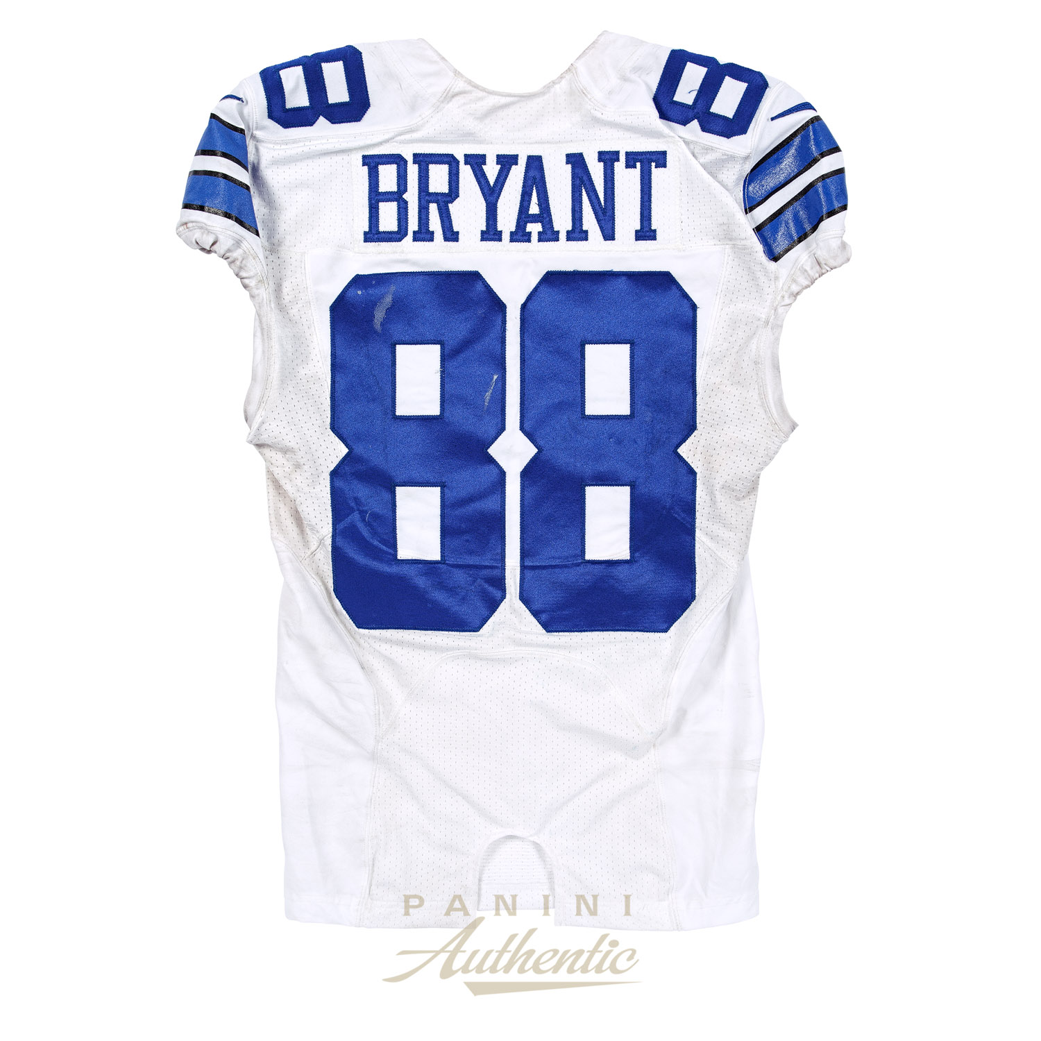 meet 9af53 1bca5 Dez Bryant Dallas Cowboys Game Worn Jersey From 9/13/2015 vs ...