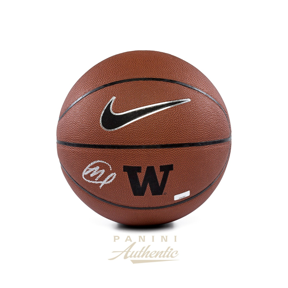 buy popular 951d1 ccb4e Marquese Chriss Autographed in Silver Washington Huskies ...
