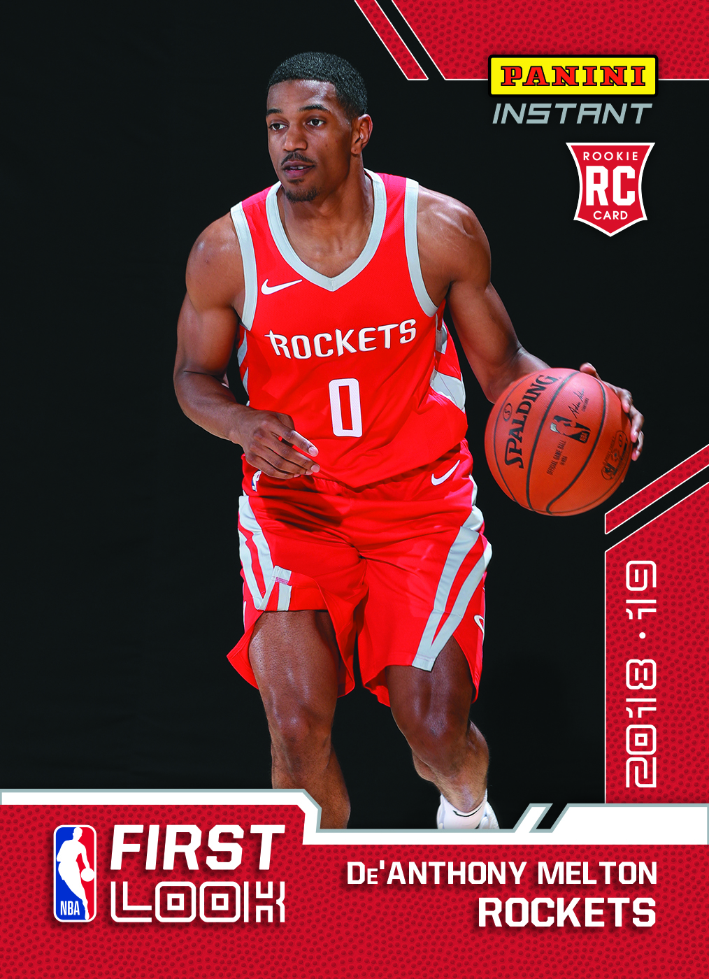 best sneakers 04ba0 aff46 De'Anthony Melton- 2018-19 Panini Instant NBA RPS First Look ...