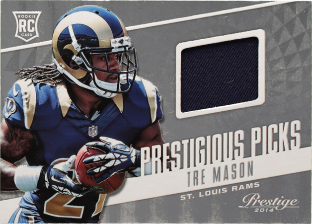 Tre Mason-Prestige-Prestigeous Picks Jerseys