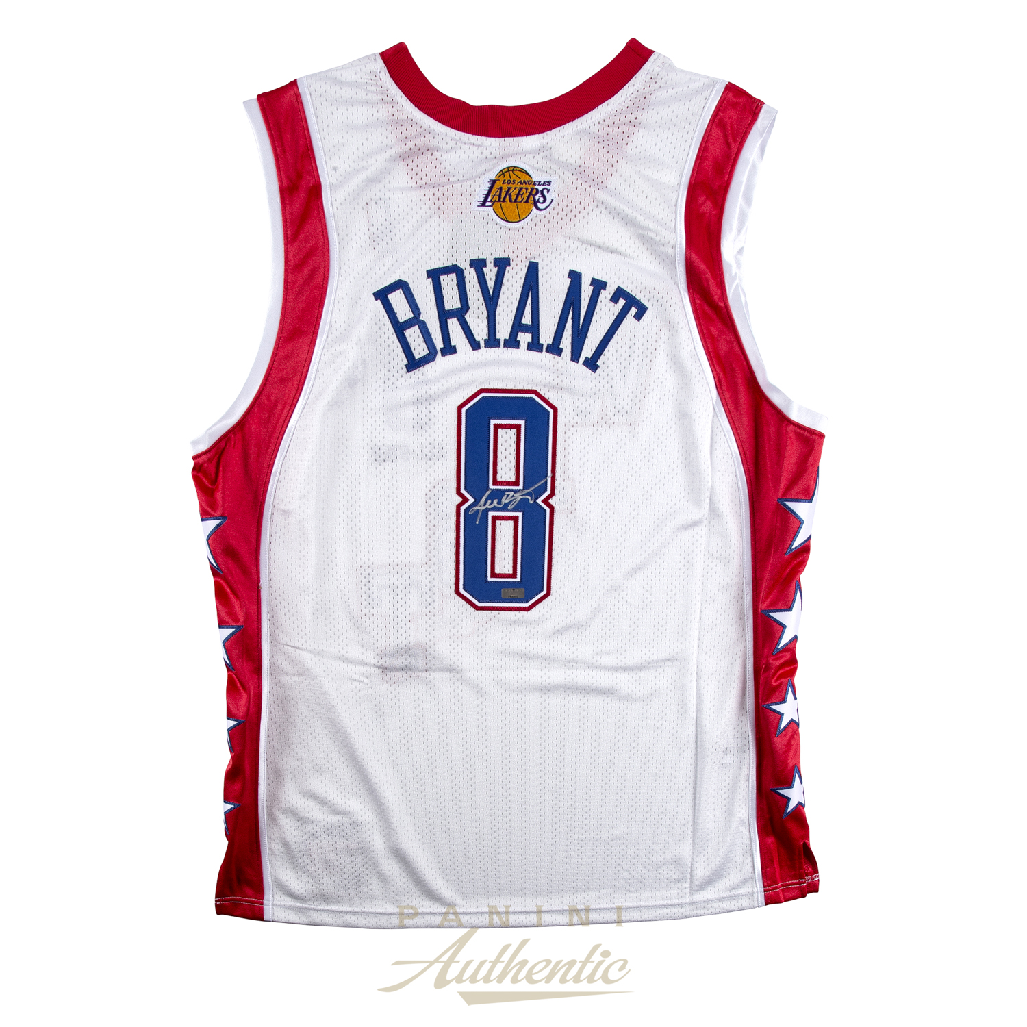 435683740 Kobe Bryant Autographed Mitchell   Ness Authentic 2004 Western Conference All  Star Jersey ~Open Edition ...