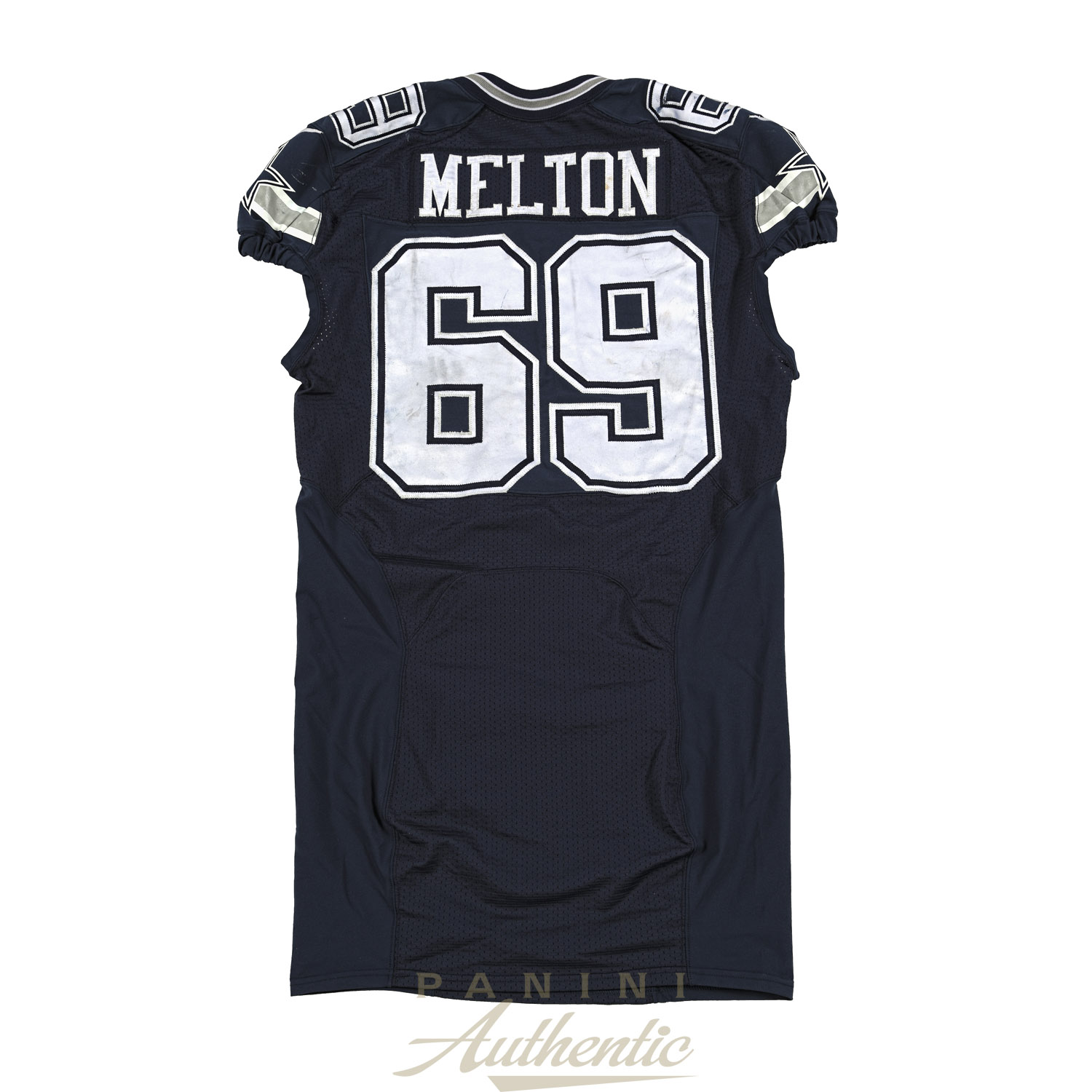 cheaper 985f6 99a09 Henry Melton Game Worn Dallas Cowboys Jersey From 9/21/2014 ...